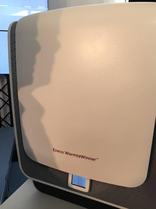 Eneco lanceerde dit voorjaar nog de Warmtewinner, een warmtepomp waardoor veel gas kan worden bespaard. Het apparaat wordt door EIB geïnstalleerd.