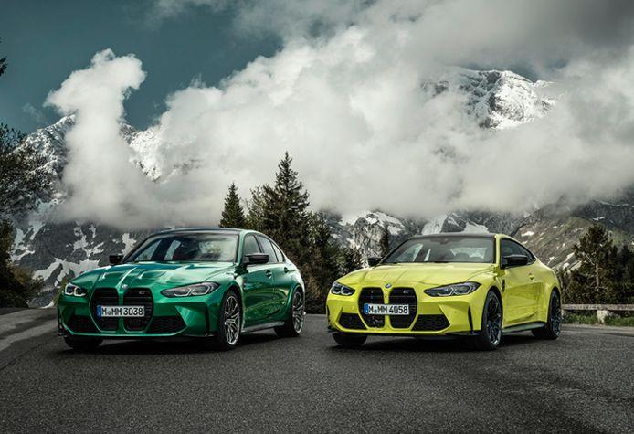BMW M3 en M4