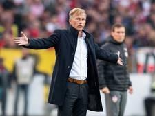 Wolfsburg stuurt Andries Jonker de laan uit