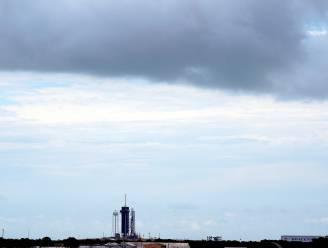 Lancering van zestig Starlink-satellieten op het nippertje afgebroken