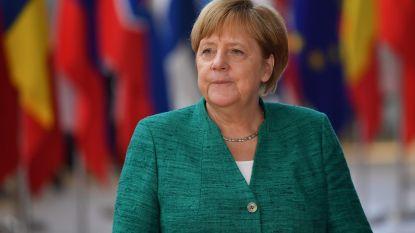 Merkel bereikt bilaterale migratieakkoorden met 12 landen, waaronder België
