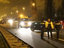 Meerdere gewonden door aanrijding vlakbij Nelson Mandelabrug