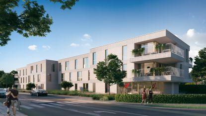 Projectontwikkelaar bouwt 22 appartementen en nieuw postkantoor in Gavere