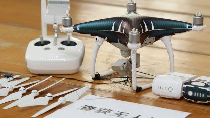 Bende opgerold die iPhones met drones over Chinese grens smokkelde