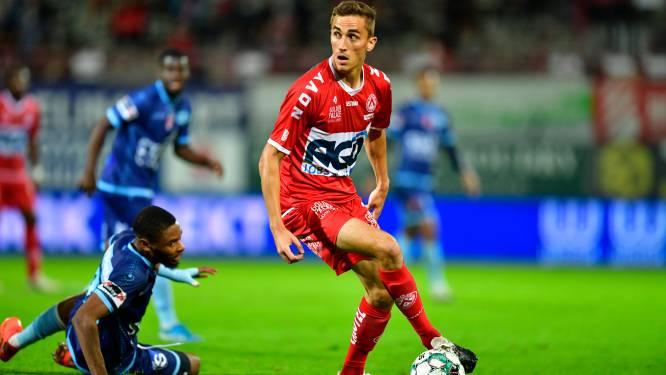 """Julien De Sart neemt het met KV Kortrijk op tegen ploeg waar het voor hem allemaal begon: """"Standard is favoriet maar nog niet gewonnen"""""""
