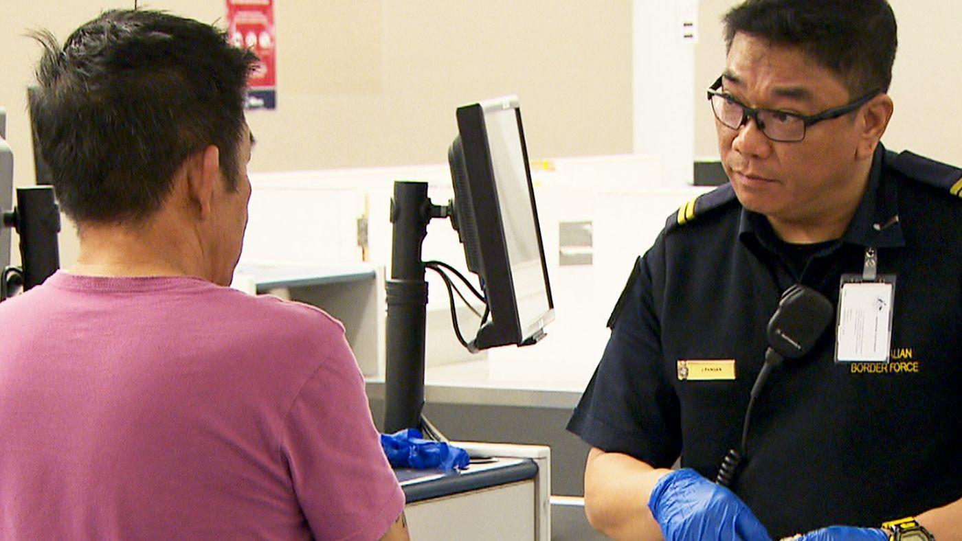 Border Security: Australia