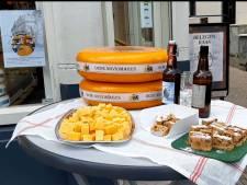 Een terrasbiertje, kaas en een taartje; Nijmegen heeft een ode aan de Romeinen