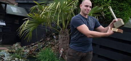 Dit deed de Beste Klusser van Nederland met zijn tuin: 'Vijver is mijn ultieme project'