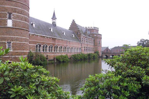 De gevangenis van Hoogstraten.