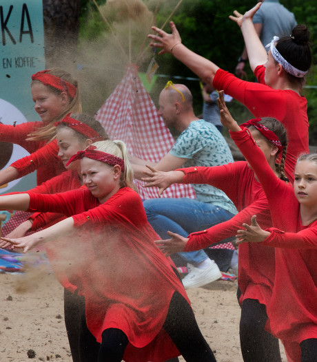 Zandbultfestival in Doetinchem: een echt kinderfeest