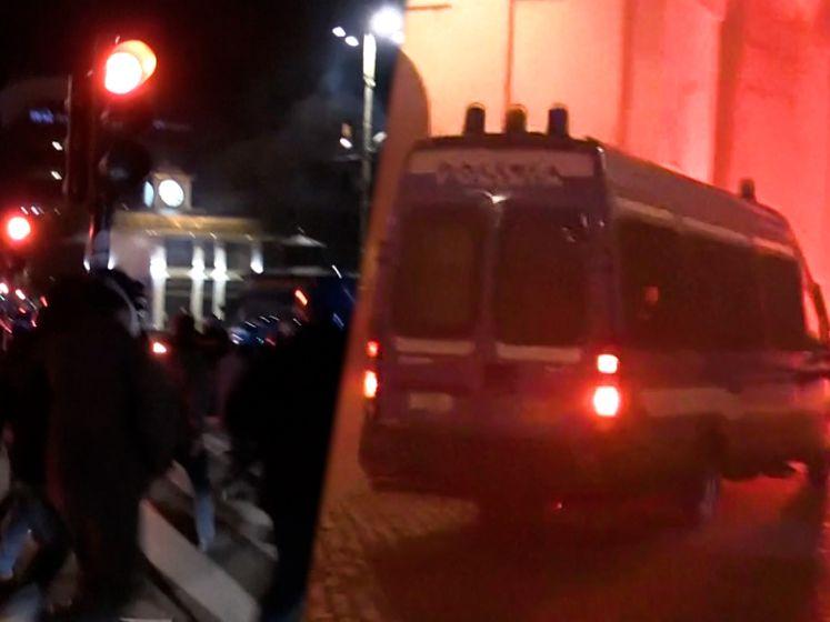 Zware rellen in Rome nadat Italiaanse regering semi-lockdown afkondigt