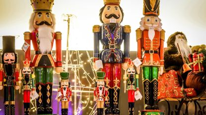 Pop-upkerstshop in Brugge al geopend