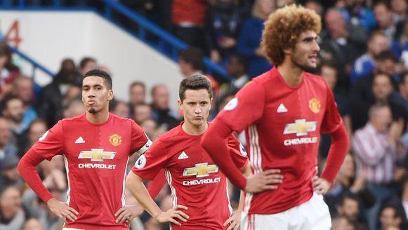 Kunnen Fellaini, Herrera en Smalling de drie punten pakken tegen Arsenal?