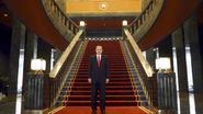 Rechter: enorm paleis Turkse president illegaal