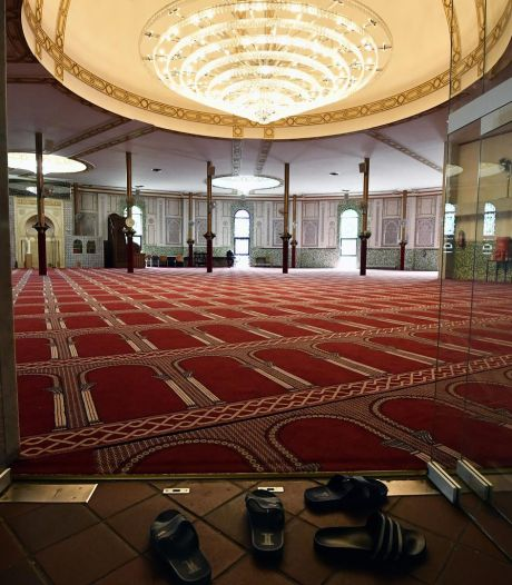 Soupçons d'espionnage marocain à la Grande Mosquée du Cinquantenaire