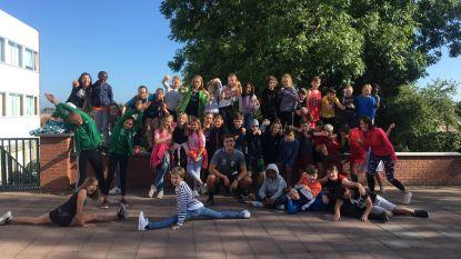 GO! basisschool Hof Pepijn en haar wijkschool Pepijntje zetten in op sport