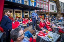 In oktober 2018 maakt Timmermans in thuisstad Heerlen zijn kandidatuur bekend voor het voorzitterschap van de Europese Commissie. Daarmee werd hij ook PvdA-lijsttrekker voor de Europese verkiezingen.