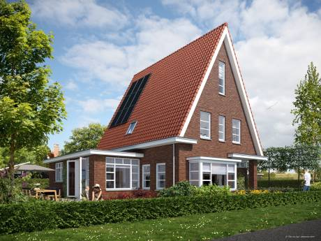30 nieuwe woningen in Noorderpolder Zierikzee, project De Lanen krijgt doorstart