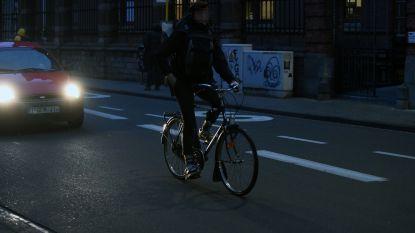Leuven fietsstad ... maar wij telden op 15 minuten 108 fietsers die niet in orde waren