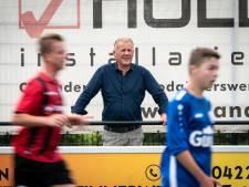 Excelsior Zetten is 'vader van het elftal' kwijt: Ton Polman draagt koffertje over