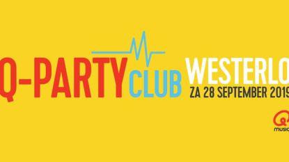 Q-party Westerlo viert vijfjarig jubileum in De Zoerla