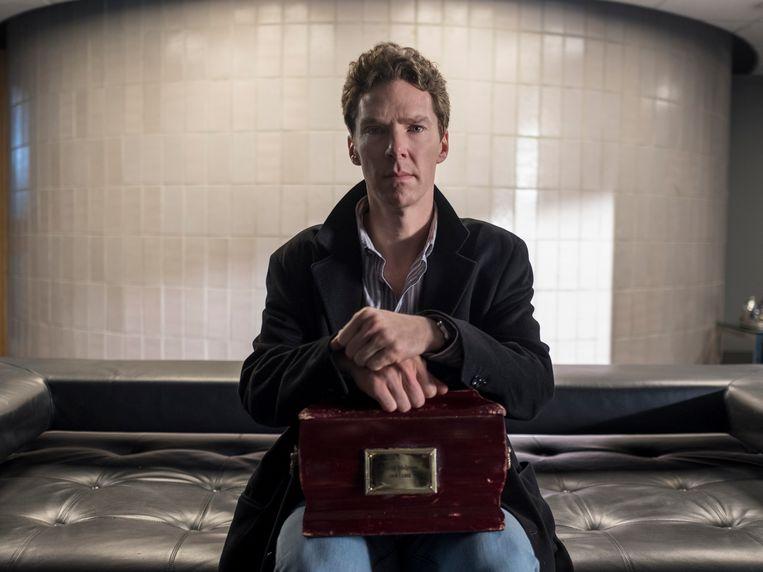 Benedict Cumberbatch als Patrick Melrose in de gelijknamige serie. Beeld RV