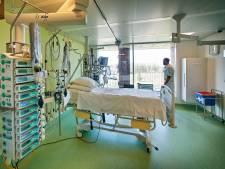 Aantal ic-patiënten met corona in Brabant blijft rond de 40: 'We hadden gehoopt dat het verder zou dalen'