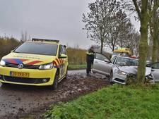 Gewond bij forse aanrijding tussen twee voertuigen in Beesd