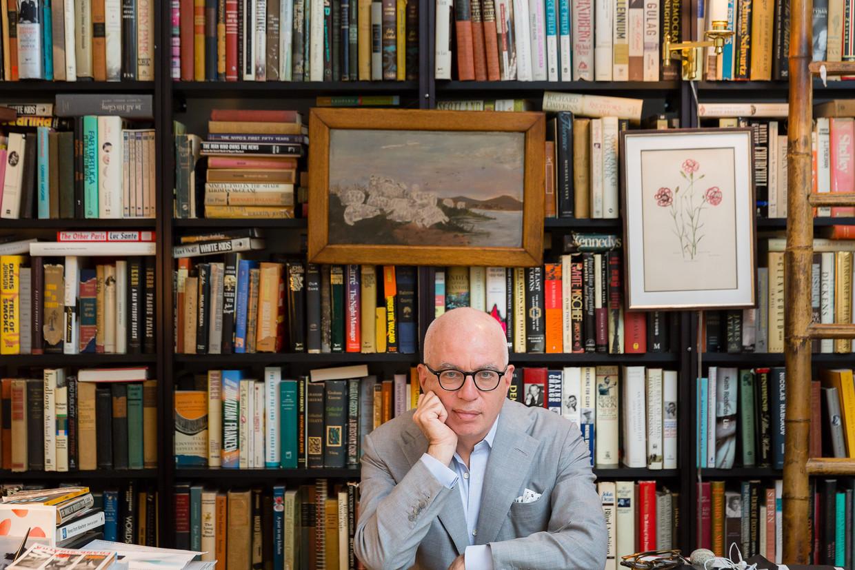 Michael Wolff schreef twee boeken over de regering-Trump.