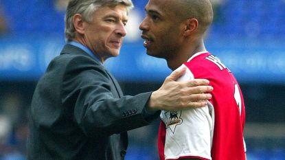 "Thierry Henry looft Wenger: ""Hij maakte Arsenal over hele wereld bekend"""
