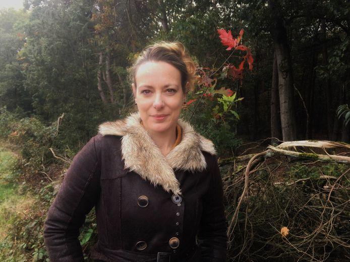 Dina Bouwhuis.