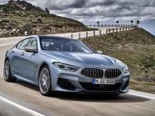 Sportief én praktisch: BMW onthult de 8 Serie Gran Coupé