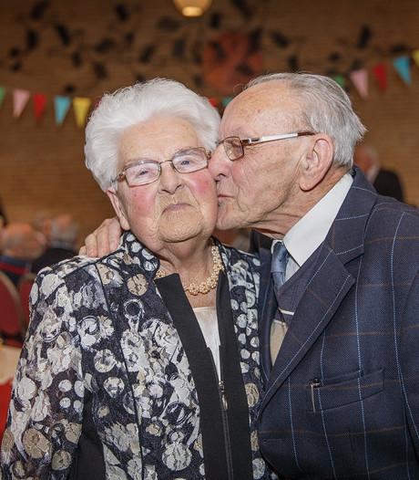 Feest voor echtpaar Otte