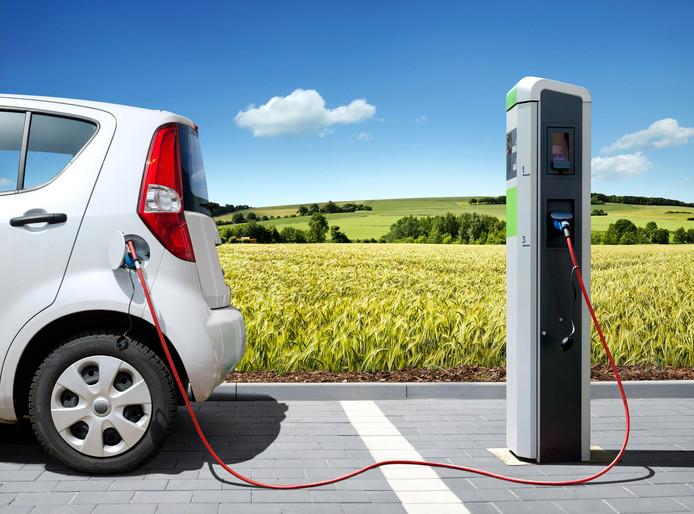 Elektrische Auto Is Mateloos Populair Maar Nergens Laadpalen Auto