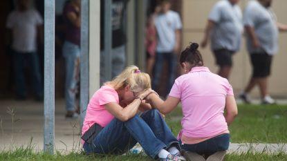 """Texaanse politicus wil """"minder deuren"""" na schietpartij: """"Er zijn te veel ingangen op scholen"""""""