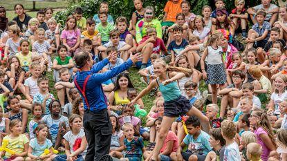 Vakantiewerkingen Stad Roeselare gaven zomer van net geen 3.000 kinderen kleur