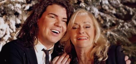 Roy Donders en Corry Konings hebben een kerstliedje uitgebracht