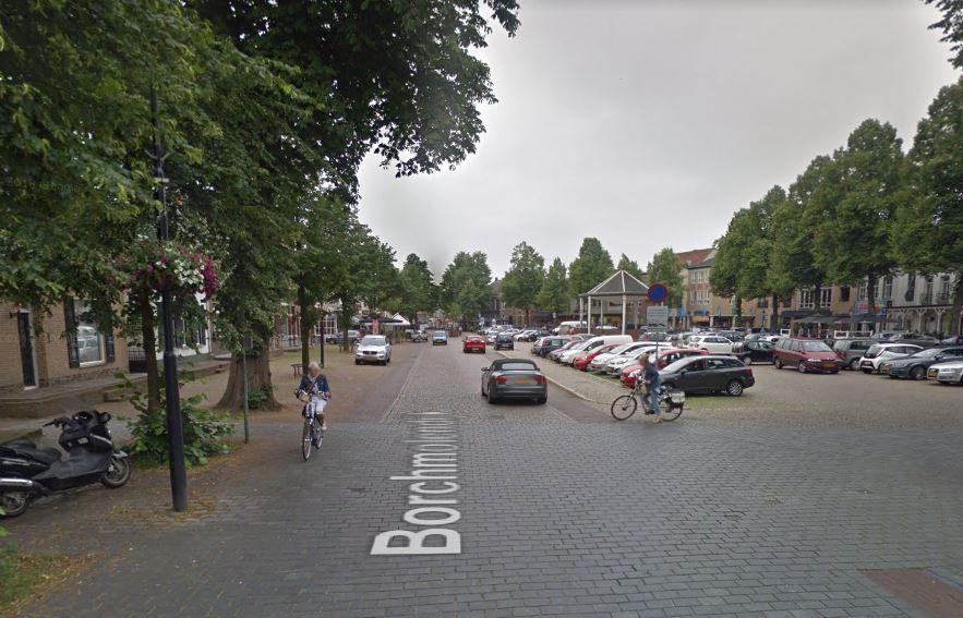 Het centrum van Sint Oedenrode