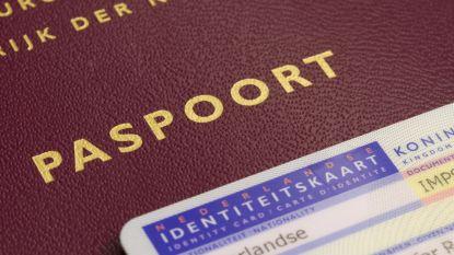 Leonne heeft als eerste een 'X' in paspoort