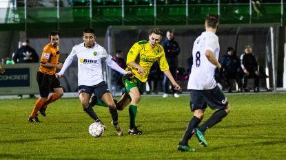 Witgoor Sport doet een goede zaak in de strijd om het behoud in derde amateurklasse B