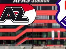 AZ en FC Utrecht vechten om laatste Europese ticket