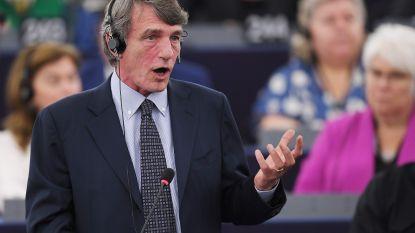 Italiaan David Sassoli verkozen tot voorzitter van Europees Parlement