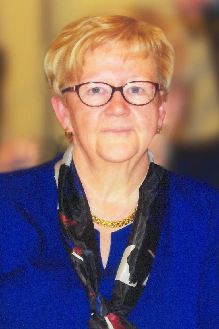 Annie Vermeulen stierf aan de gevolgen van een ongeval.