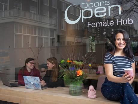 Bij werkplek Female Hub mogen alleen vrouwen aan de slag: 'Mannen zijn hier niet welkom'