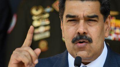 """""""Trump overweegt ontmoeting met Venezolaanse president Maduro"""""""