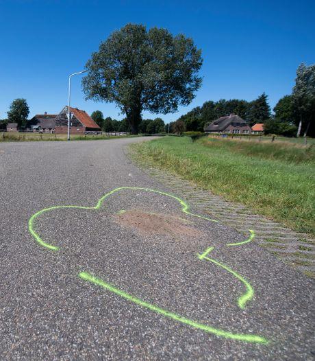 Politieonderzoek naar ongeluk met trekker in Den Ham bijna klaar