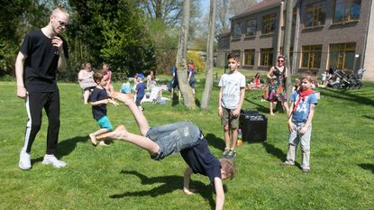 Zonovergoten workshops in Park Michielshof
