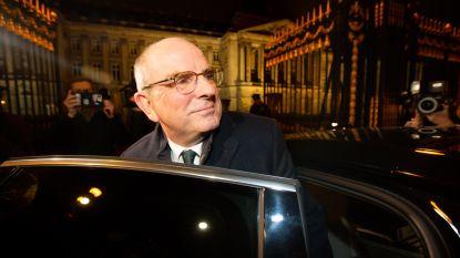 Ook Geens gaat voor verlengingen: koninklijk opdrachthouder vanmiddag naar paleis