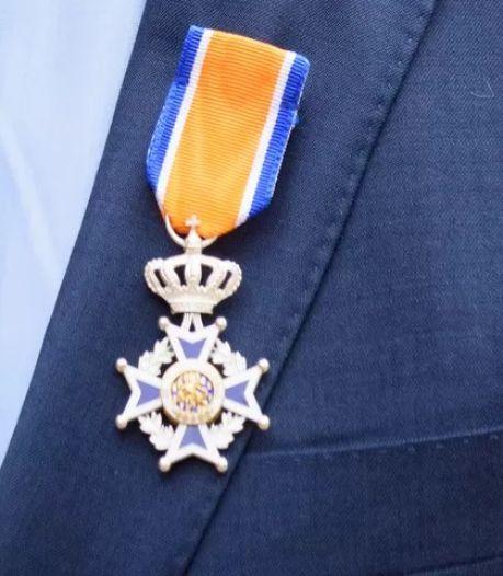 Organist Heykoop uit Yerseke benoemd tot Ridder