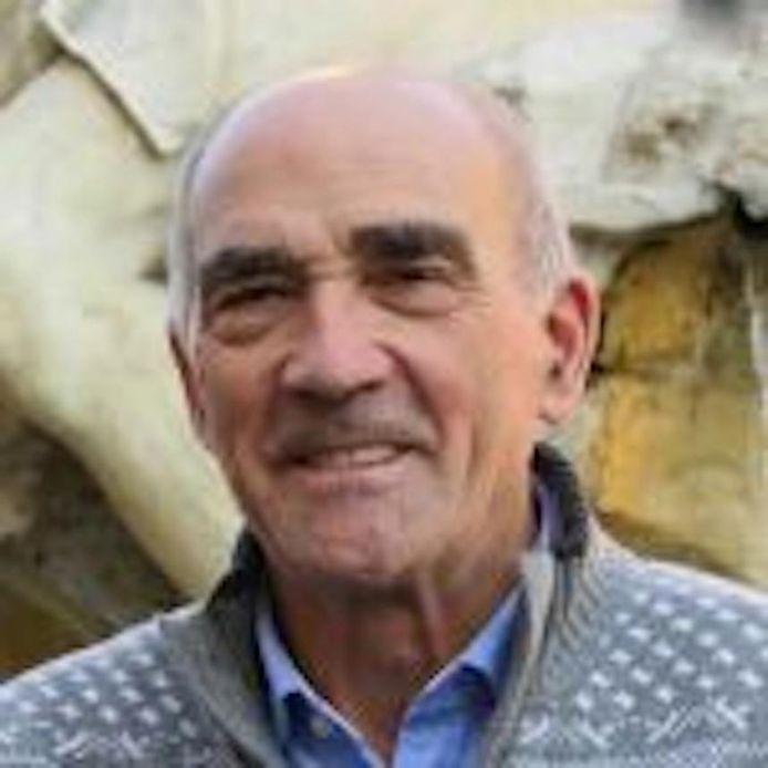 Slachtoffer Erik Labeeuw.